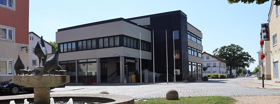 Rathaus von Ampfing